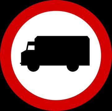 Zakazy ruchu ciężarówek w okresie Wielkanocy i majówki 2019