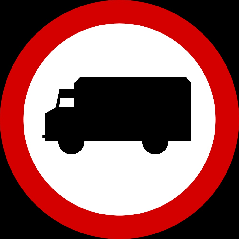 bans for trucks