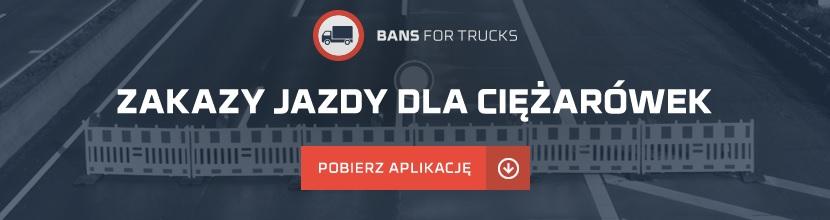 Zakazy ruchu ciężarówek podczas europejskich świąt w lutym i marcu 2021 r.