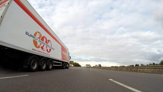 Zmiany w ruchu ciężarówek w Niemczech, Austrii, Francji i Hiszpanii