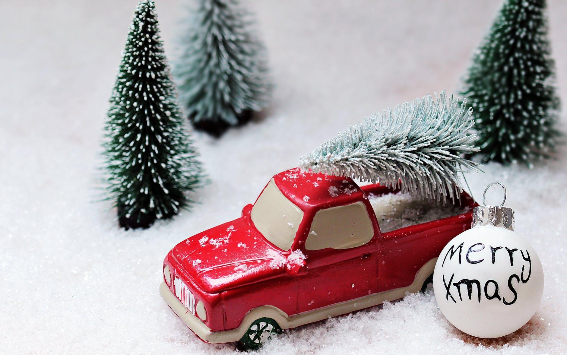 Zakazy ruchu ciężarówek w grudniu. Sprawdź, gdzie i kiedy nie pojedziesz w święta