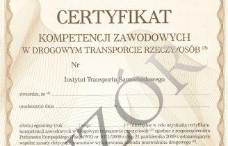 Certyfikat Kompetencji Zawodowych w 2020 r. Praktyczny poradnik
