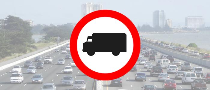 Zakazy ruchu pojazdów ciężarowych w Niemczech w 2021 r. Aktualne dane BAG