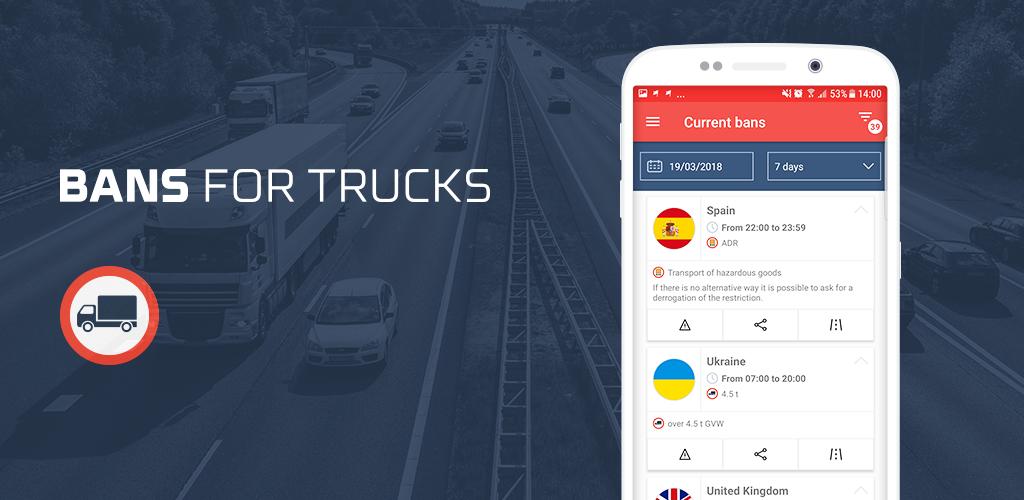 Letnie zakazy ruchu pojazdów ciężarowych w 2020 r. Lista krajów, gdzie obowiązują dodatkowe ograniczenia
