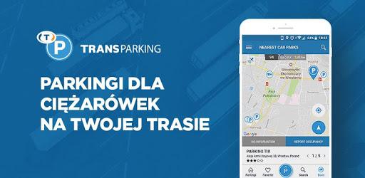 Aplikacje z parkingami dla kierowców. Porównanie najważniejszych narzędzi dla truckerów